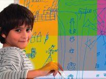 Aslan Coloured Whiteboard Film WBC 996
