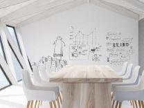 Aslan FerroSoft Whiteboard FF 490 (137 cm x 9 m)