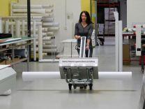 Pantoon Easy Transporter Long Roll Kit