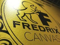 Fredrix Metallic Canvas