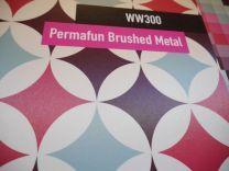 Mactac PermaFun Brushed Metal Laminate (137 cm x 50 m)