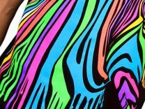 Pantoon Flock Neon