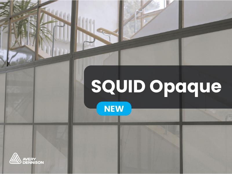 Nieuw: SQUID Opaque