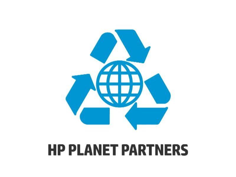 Recycleeruw HP cartridges en printkoppen